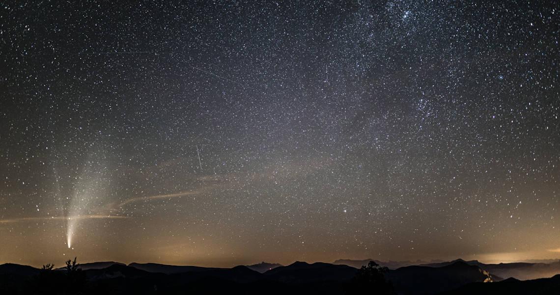 Gîte Léoux - Un territoire préservé pour les astronomes amateurs